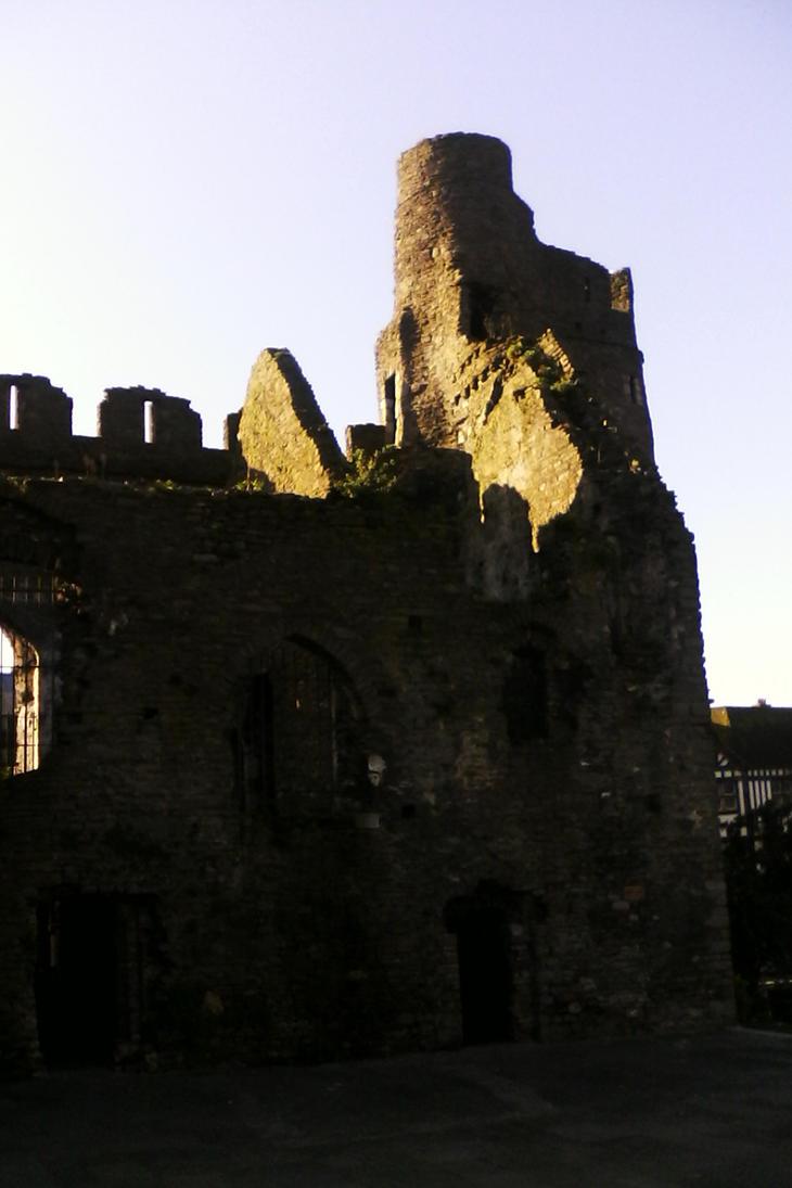 The Morning Castle by DarkestPhotographer