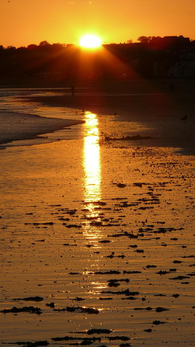 Sunset by DarkestPhotographer