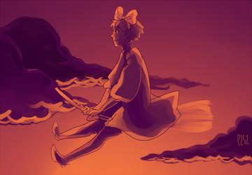 Kiki by chibiYami