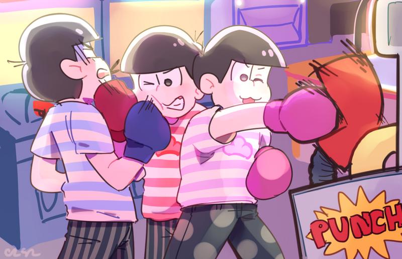 Arcade 1/2 by chibiYami