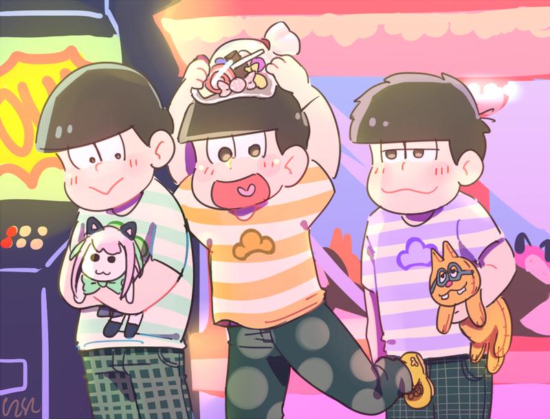 Arcade 2/2 by chibiYami