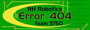 Robotics Logo - Team 3750