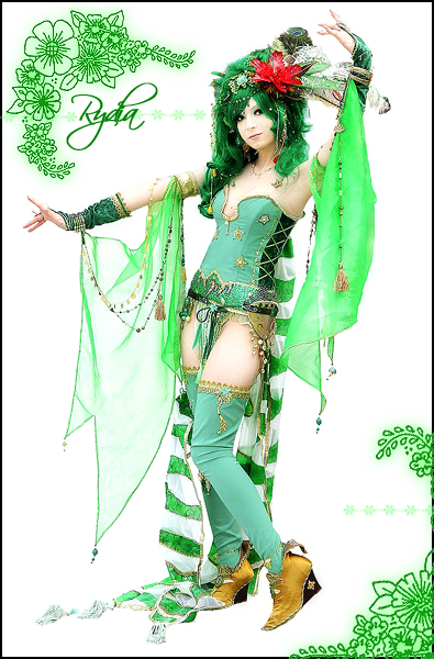 : Rydia : by elsch