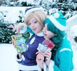 Haruka + Michiru : 'Christmas'