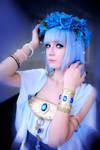 Umi Ryuuzaki : Sapphire Whirlwind