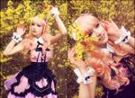 Macross F : Sheryl Nome (Tokyo Dome City Maid)