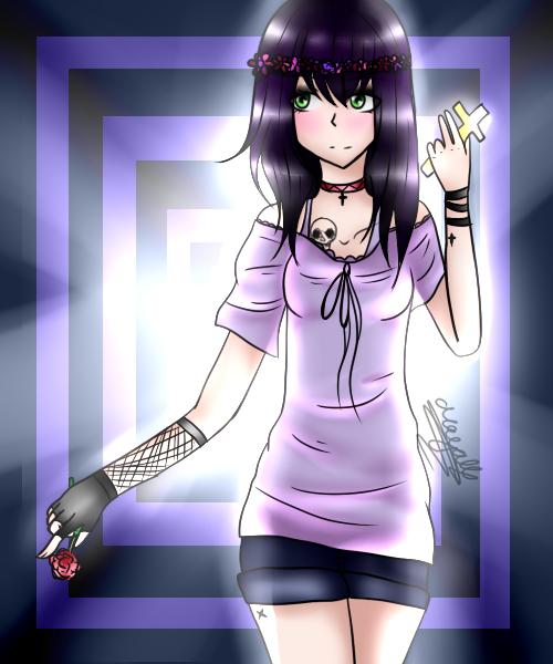 Drawing 1 by MayuKeks