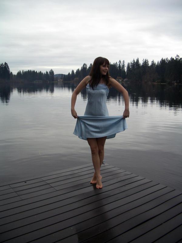 Ballerina by PersephoneStock