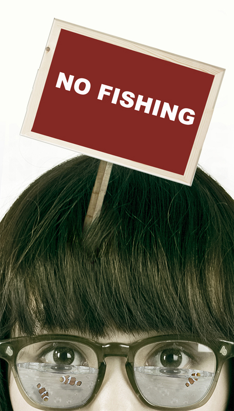 No Fishing by aizleksmana