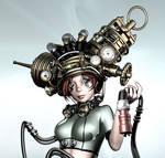 'Helmet Girl'