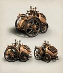 Vehicle concept from 'Inventium'