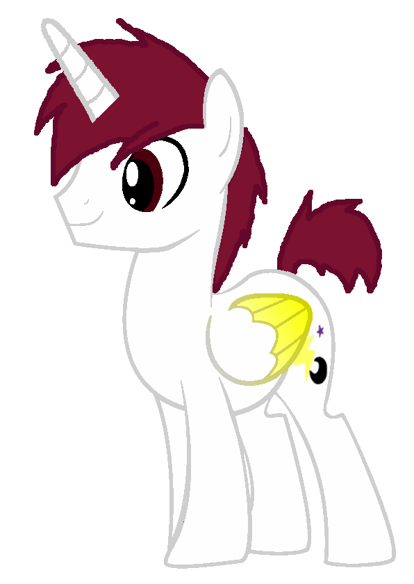 Mlp Magz The Alicorn colt version by MagzTheAlicorn on ...