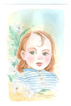 Portrait of Alyssa