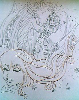 Edward's Angel inks