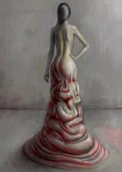 The Dress by Oddly-Spliced