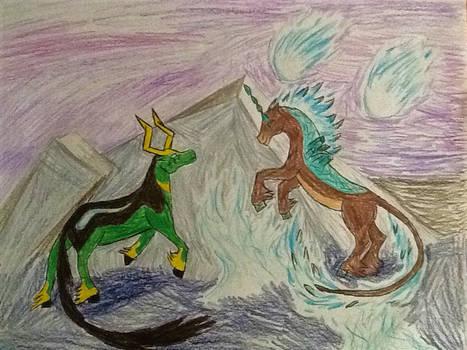 Loki VS Logain