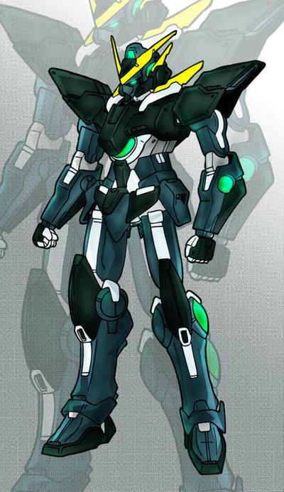 Gundam GN?? by Juno-Uno