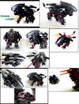 Zoid Custom - Chaos Liger