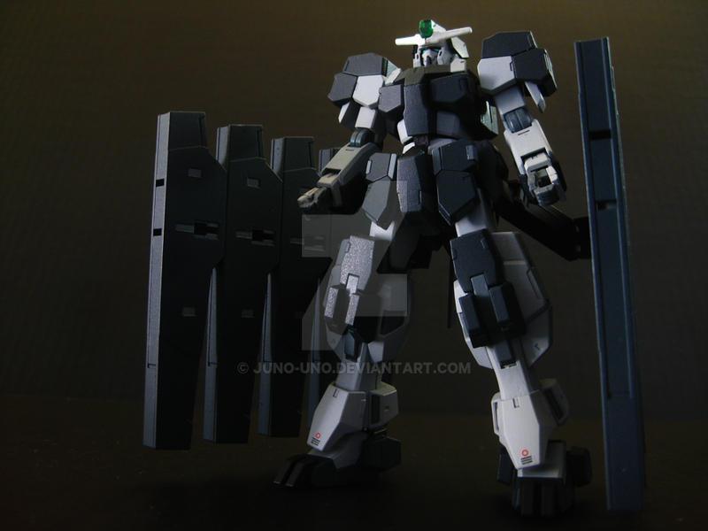 Gundam Zabanya - sentinel ver. by Juno-Uno