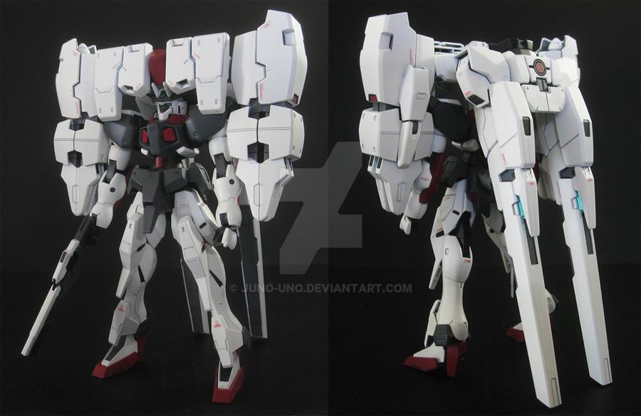 Raphael Gundam - code:GABRIEL by Juno-Uno