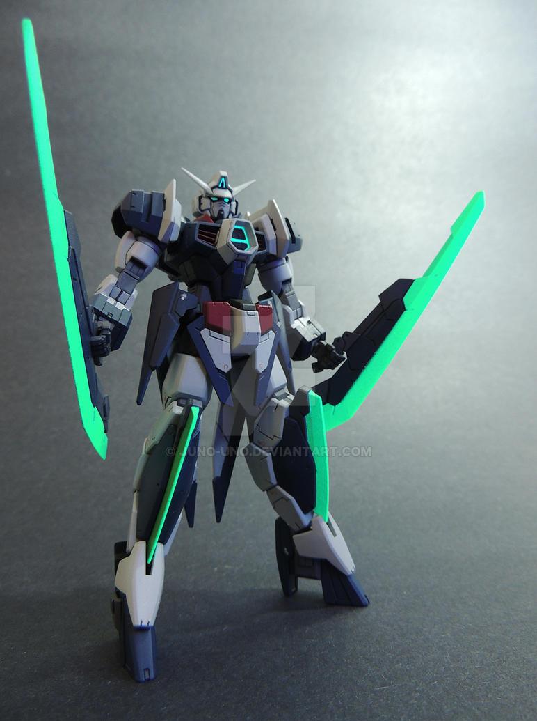 Gundam AGE-1 Razor by Juno-Uno