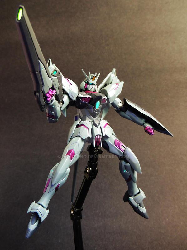 Gundam Legilis by Juno-Uno