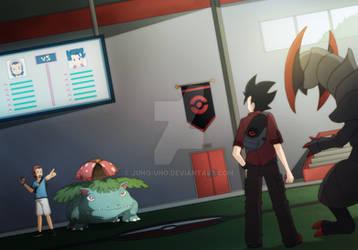Pokemon Battle - Afterschool Showdown
