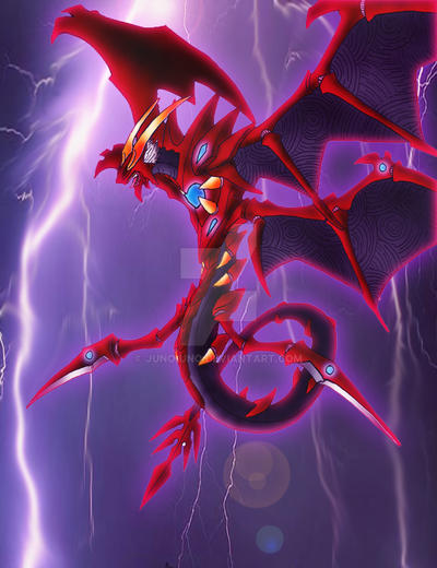 Scybora the sky dragon by Juno-Uno