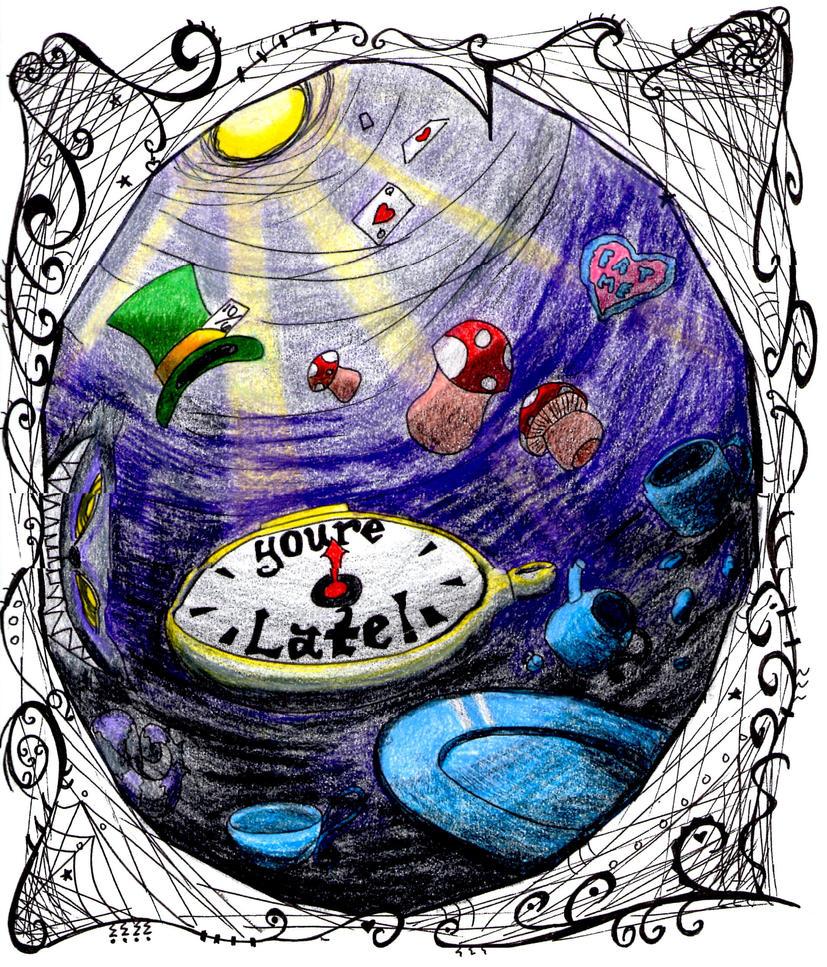 Rabbit Hole by oooitskev0n