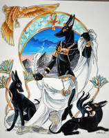 Untiled Anubis pic by Hbruton