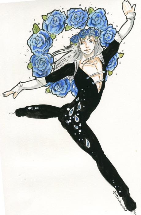 Rose Crown Viktor by Hbruton
