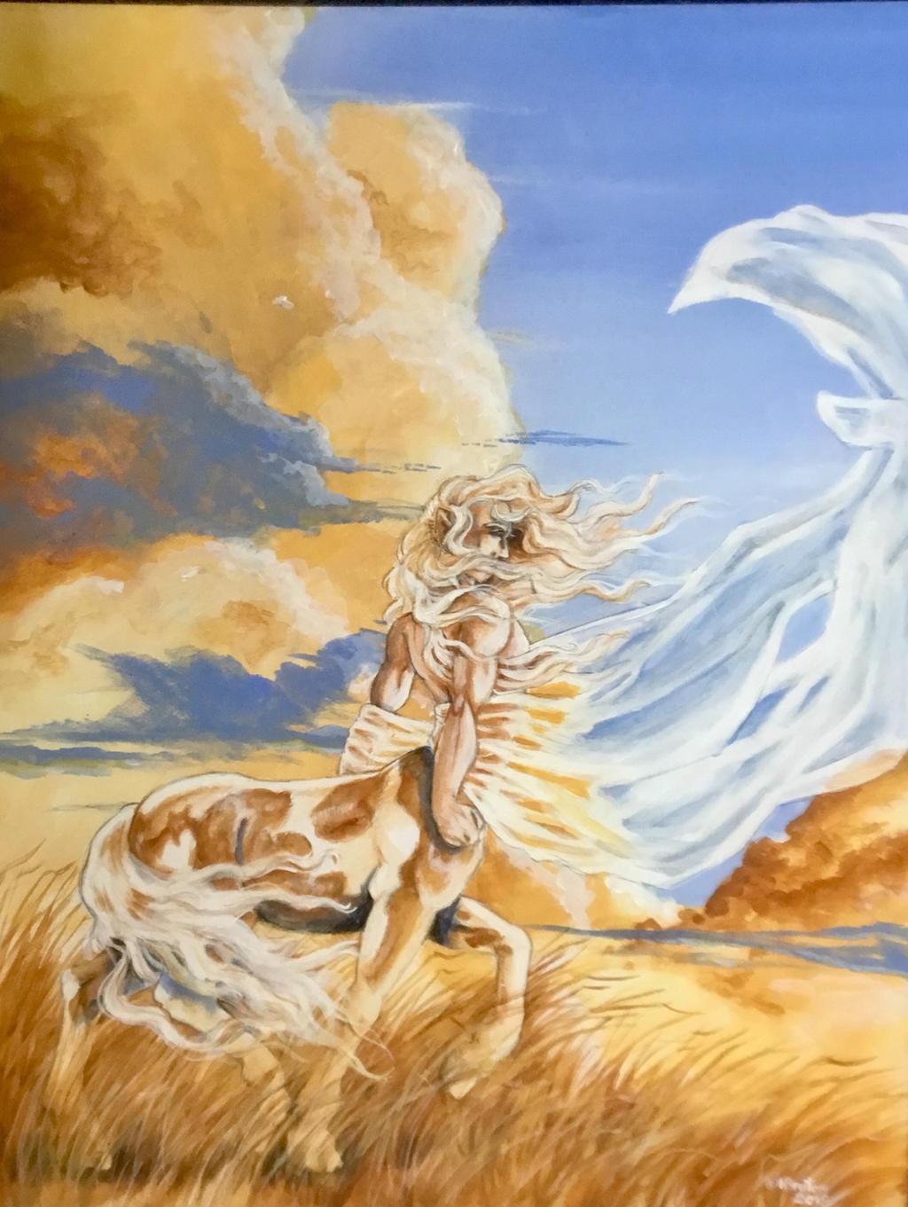 west Wind by Hbruton