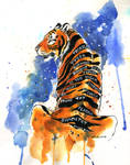 Paper Tyger by Hbruton