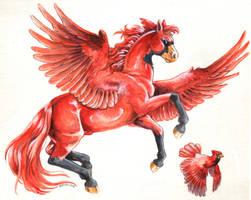 Cardinal Pegasus Final by Hbruton
