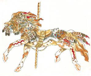Mcarousel Spirit Pony by Hbruton