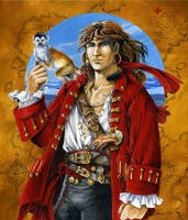 Male Pirate by Hbruton