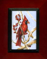 Min Cardinal by Hbruton