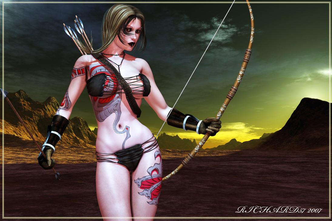 Nude warrior babes hentia photos