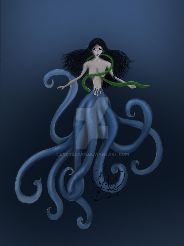Siren by ladybexxa