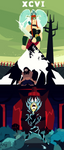 Samurai Jack XCVI by WildManta