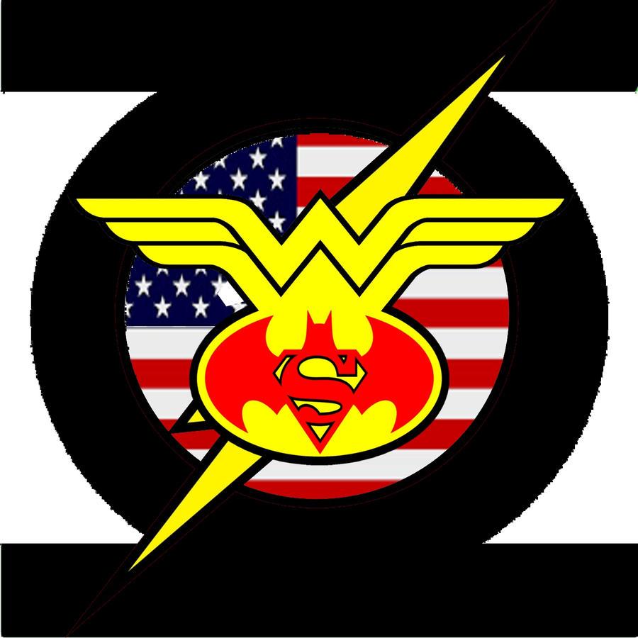 Justice League Emblems Justice League Logos  ...
