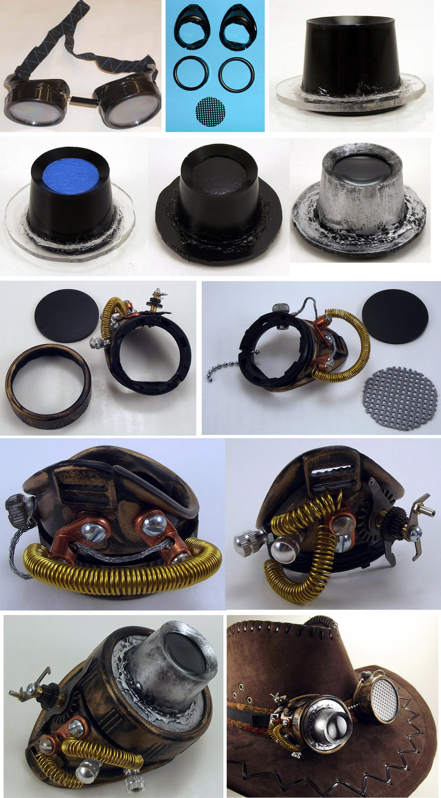 Saxton Goggle Process by janus002