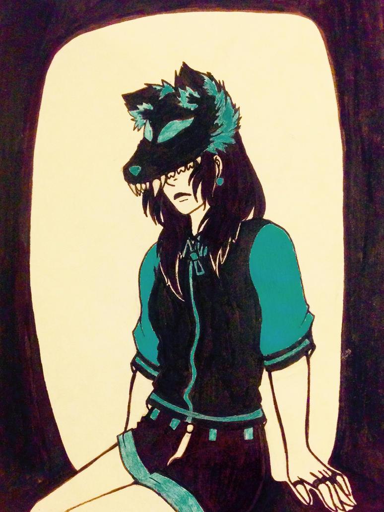 Wolf 2 by nigthstar