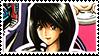 Anzu Mazaki stamp