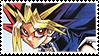 Yami Yugi stamp
