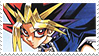 Yami Yugi stamp by ZorctheDemented
