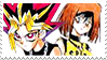 Yami x Tea stamp by ZorctheDemented
