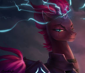 Tempest Shadow by Seadraz