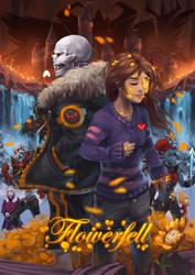 [Flowerfell] COVER by Seadraz