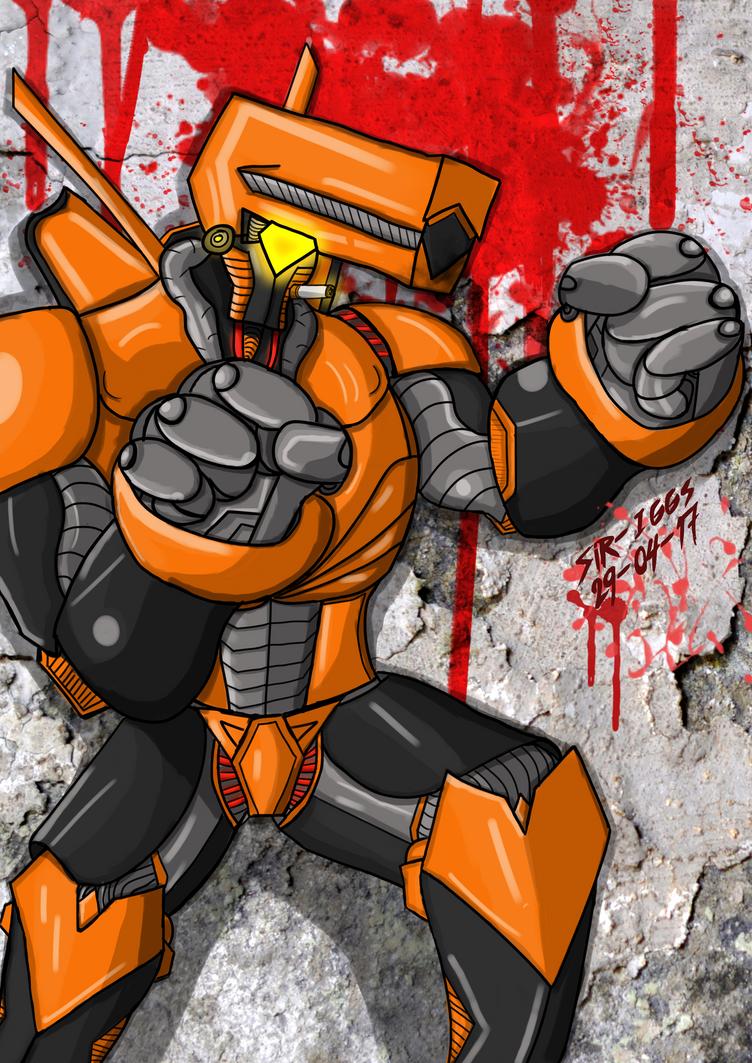 Gonna Crush yo Skull! by Sir-Iggs